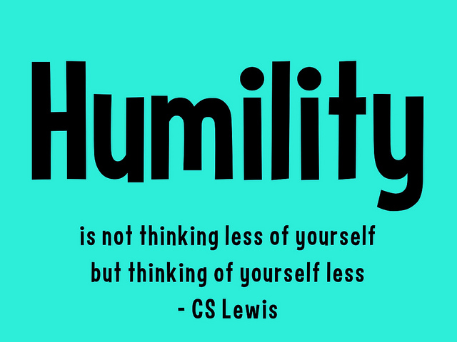 Post image for Quotes about Humility