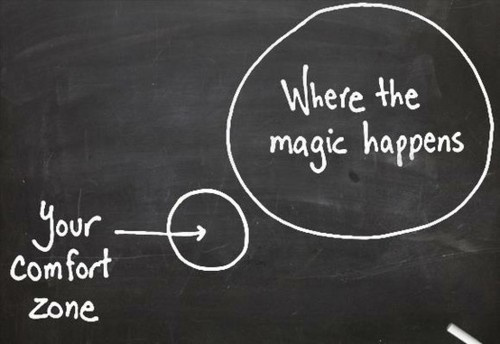 Post image for Quotes About Stepping Outside Your Comfort Zone